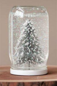 tree snowglobe