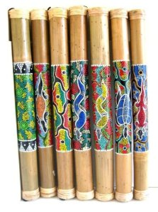 rain sticks